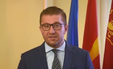 Mickoski: Nuk shkoj në takim të liderëve ku LSDM propozon ligj për mbrojtjen e kriminelëve