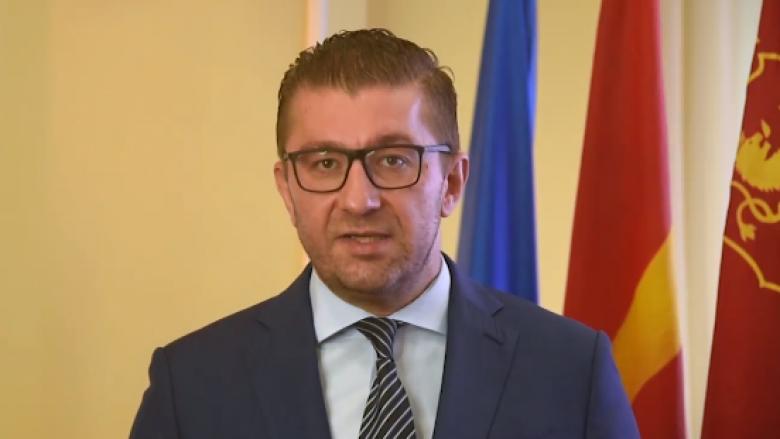 Mickoski: Kjo është padrejtësi e madhe, kërkojmë zgjedhje të parakohshme parlamentare (Video)