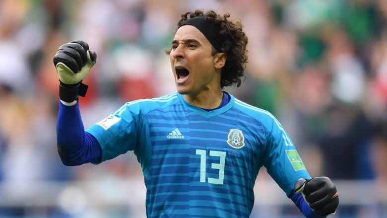 Guillermo Ochoa (Getty Images)