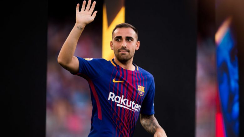 Paco Alcacer (Foto: Getty Images)