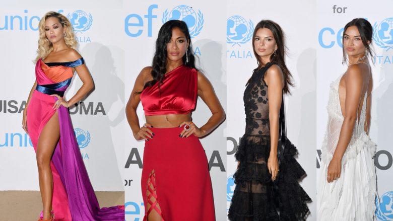 Rita, Nicole, Emily dhe Shanina (Foto: Getty Images)