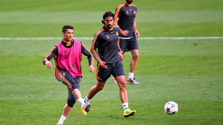 Ronaldo - Khedira Getty Images)