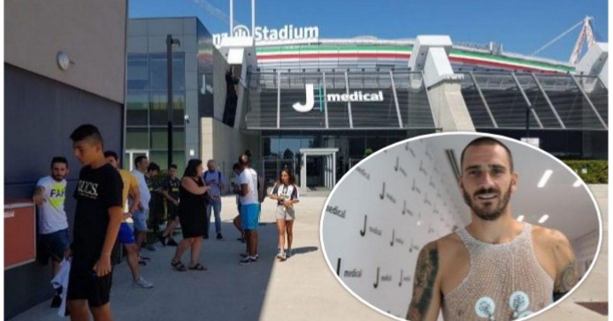 Rikthimi i dhimbshëm i Leonardo Bonuccit te Juventusi, asnjë tifoz nuk e pret në aeroport e shumë pak te J Medical
