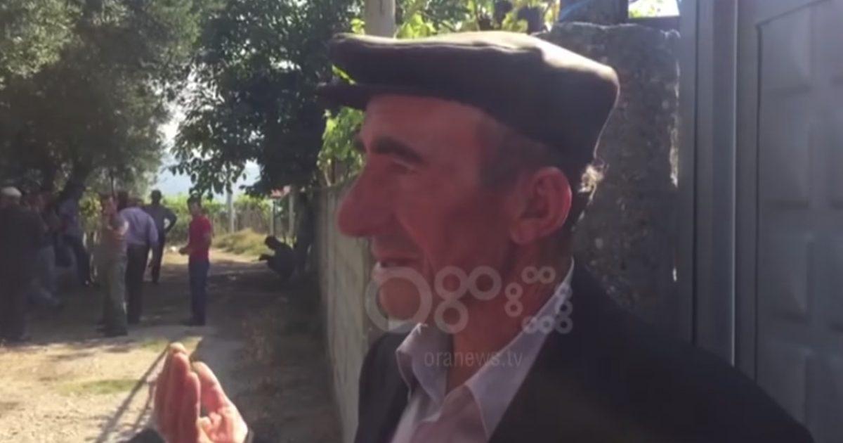 Gjyshi i autorit të masakrës në Vlorë: Ma sillni këtu se ia vë flakën vetë! (Video)