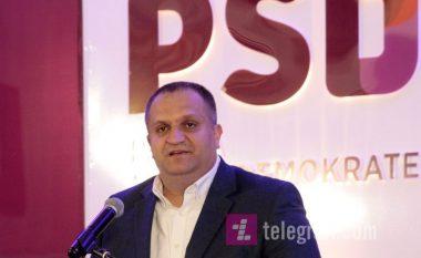 Ahmeti pranon vendimin e Gjykatës Kushtetuese, anëtarët e PSD-së largohen nga Ekipi Negociator