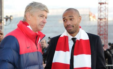 Wenger: Henry dëshiron të bëhet trajner i Bordeaux