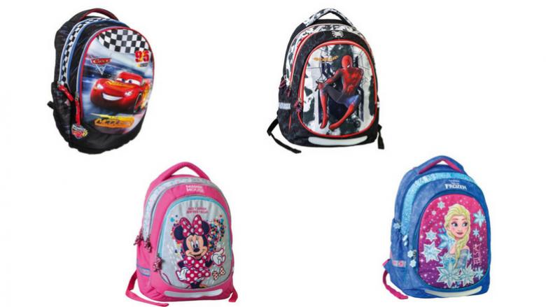 Çantat që i nevojiten të gjithë fëmijëve për vitin e ri shkollor