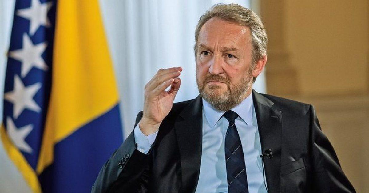 Izetbegoviq: Kosova nuk mund të lidhet me statusin e Republikës Serbe