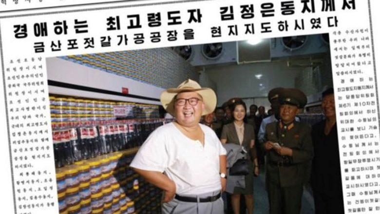 """I nxehti përfshinë edhe vendin e tij, """"zhvishet"""" edhe Kim Jong-un (Foto)"""