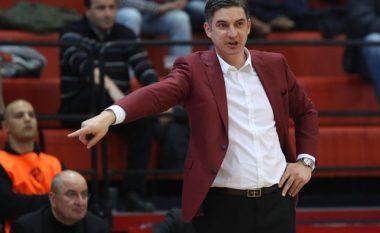 Damir Mulaomerovic, trajner i përfaqësueses së Kosovës në basketboll