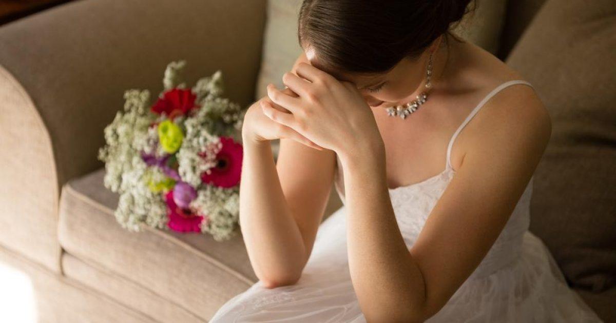 Anuloi dasmën, braktisi të fejuarin dhe u prish me miqtë – kanadezja ishte e pakënaqur që dasmorët nuk i falën nga 1.500 dollarë