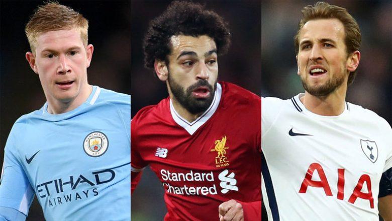 Tre lojtarët më të vlefshëm momentalisht në Ligën Premier