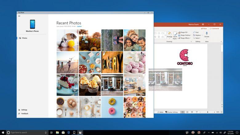 Lansohet Your Phone, aplikacioni nga Windows që mundëson përdorimin e dokumenteve të telefonit tuaj në një PC