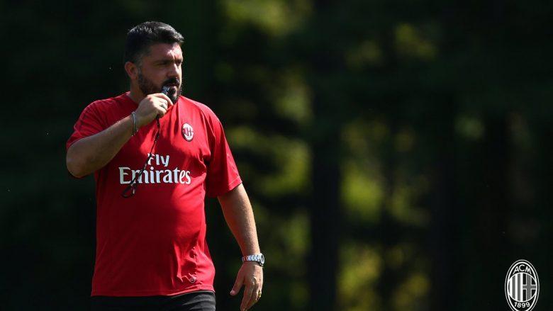 Gennaro Gattuso (Foto: AC Milan/Twitter)