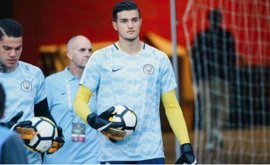Arijanet Muriqi, portieri i talentuar shqiptar që u grumbullua në bankën rezervë të Manchester Cityt