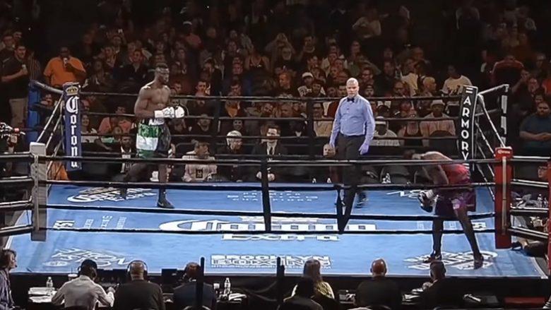 Mësohet arsyeja e largimit të Curtis Harper nga ringu në fillim të meçit: Protestoi se nuk paguhet sa e meriton