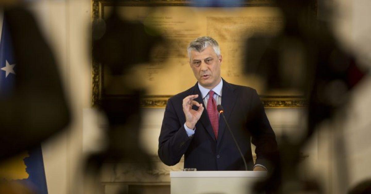 """""""Të ndjekim modelin e Holandës dhe Belgjikës"""": Por, cili është modeli të cilit i referohet presidenti Thaçi?"""