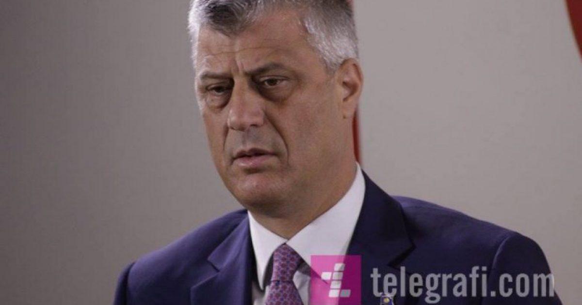 Thaçi për AFP: Ky është momenti i duhur për marrëveshje me Serbinë