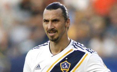Ibrahimovic do të qëndrojë në MLS