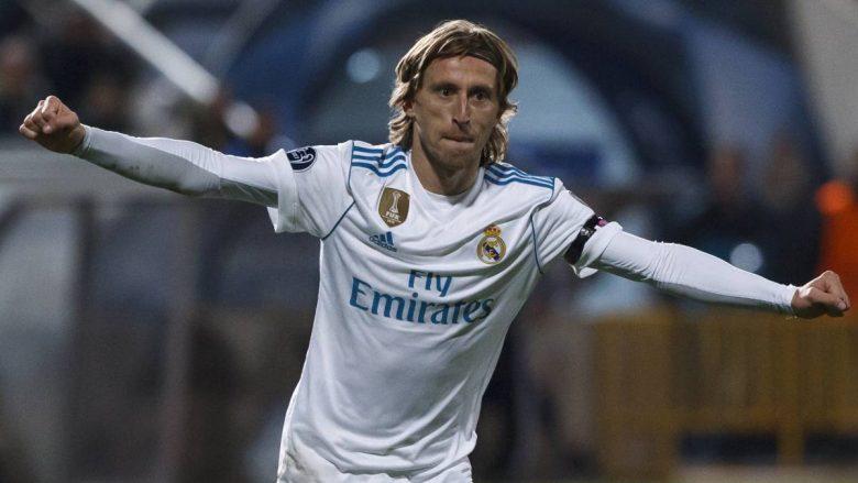 Luka Modric vendos të qëndrojë te Reali