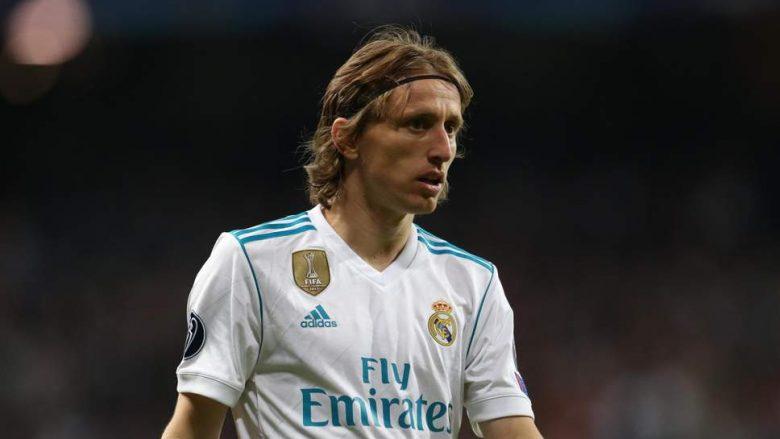 Shpërblehet mundi dhe angazhimi, Modric fiton një bonus prej 800 mijë eurove
