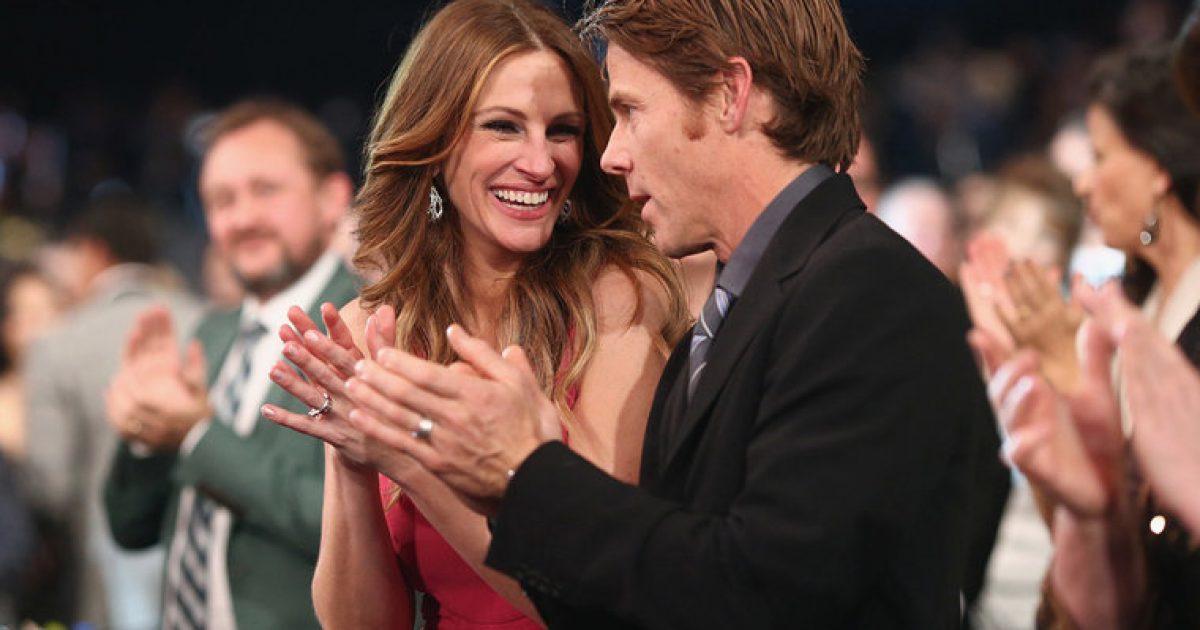 Julia Roberts: Gjithçka ndryshoi në jetën time kur e takova Danielin