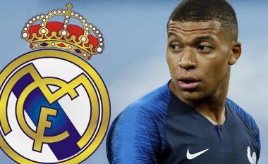 Mbappe bëhet objektivi kryesor i Real Madridit