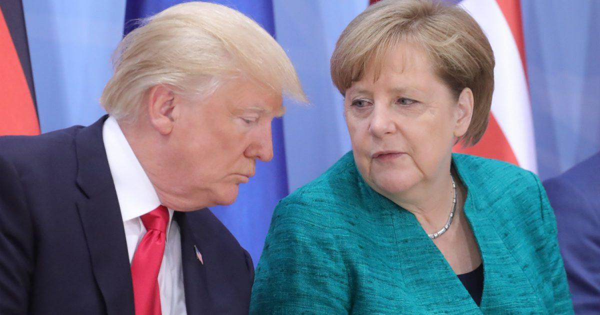 Merkel e Trump flasin edhe për Ballkanin Perëndimor – nuk bëhen të ditura detajet!