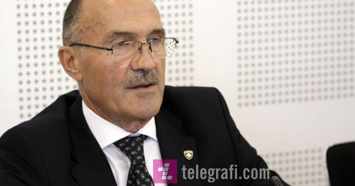 Bejtush Gashi lirohet nga detyra e ministrit të Punëve të Brendshme