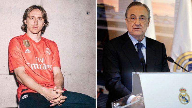Sot pritet të mbahet takimi i shumëpritur Modric-Perez