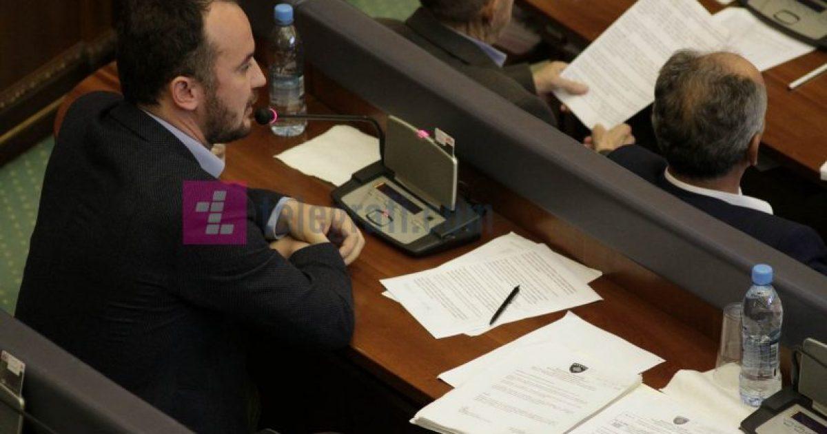 Molliqaj: LDK dhe VV i kanë votat e PSD-së për rrëzimin e Qeverisë Haradinaj