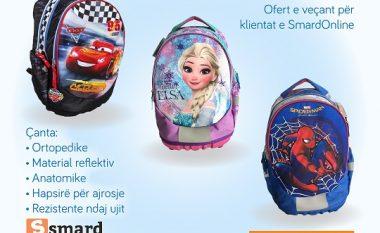 Rëndësia e përzgjedhjes adekuate të çantave për fëmijët: Cilat janë elementet që duhet t'i posedojë një çantë (Video)