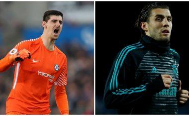 Zyrtare: Courtois te Reali, Kovacic te Chelsea