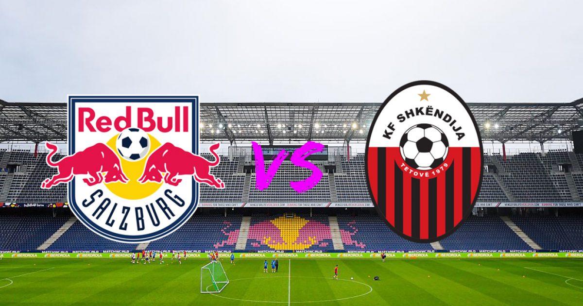 Formacionet zyrtare: Shkëndija kërkon një tjetër sukses ndaj Salzburgut
