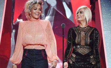 Bashkë me Ritën, edhe Bebe Rexha do të ndajë një çmim në MTV