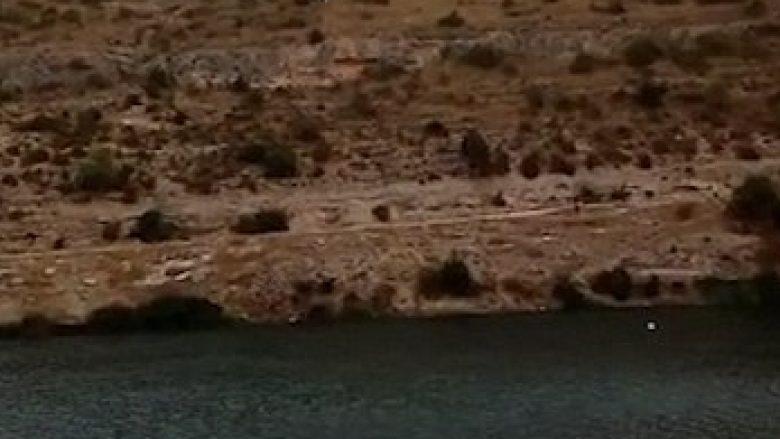 Rrokulliset dhjetëra herë me veturë nga kodra dhe bie në lumë, gruaja nga Spanja humb jetën – kalimtari i rastit filmon gjithçka (Video, +18)
