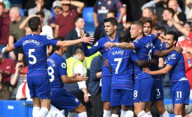 Chelsea nuk është ende konkurrent për titull, pohon Sarri