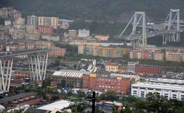 Shembet ura gjigante në Genoa, raportohet për dhjetëra të vdekur (Foto/Video)