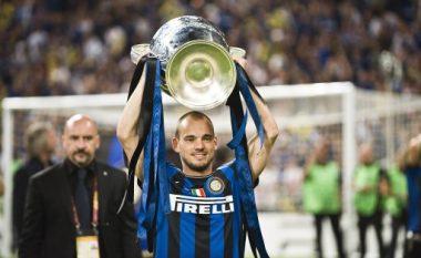 Sneijder: Juventusi nuk mund ta fitojë Ligën e Kampionëve as me Ronaldon