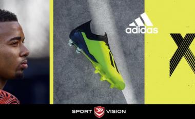 Adidas Football lanson atleten më të re sportive të Team Mode X18 - e përkryer për të maksimizuar shpejtësinë e lojtarëve