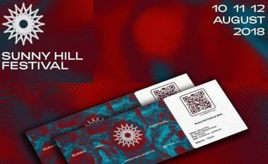 Sunny Hill Festival: Vetëm edhe 2,000 bileta janë në shitje!