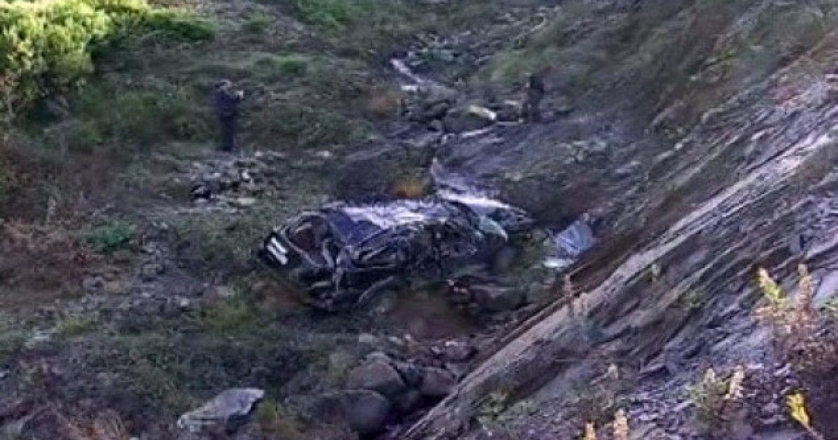 Makina bie në humnerë në Bulqizë, humb jetën pasagjeri