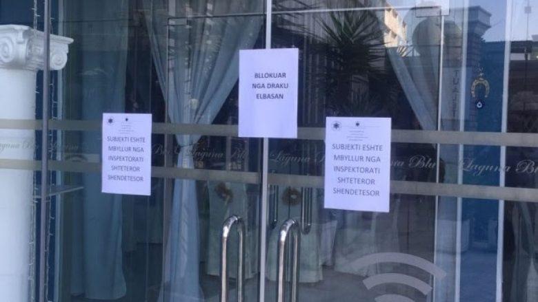 Helmoi dasmorët, mbyllet restoranti në Shqipëri