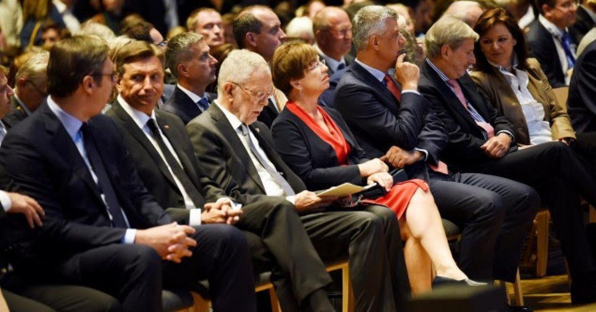 Thaçi: Shtetet e rajonit dhe BE-së nuk duhet kenë frikë nga marrëveshja mes Kosovës dhe Serbisë