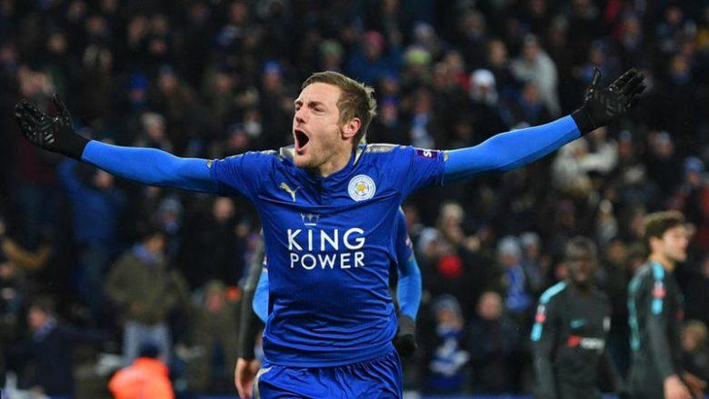 Vardy nënshkruan për katër vjet me Leicesterin