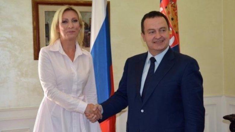 Rusia thotë se do të mbështesë çdo marrëveshje me Kosovën që është e mirë për Serbinë