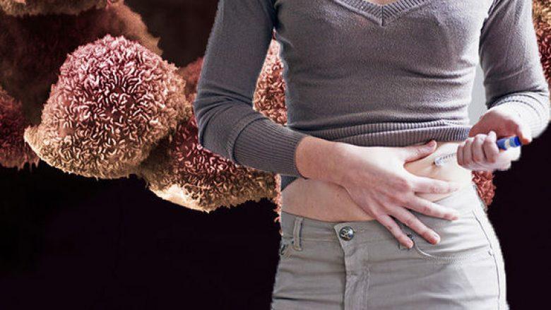 Diabeti e rritë rrezikun e kancerit në pankreas