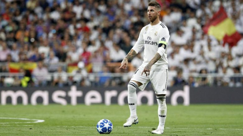 Ramos, mbrojtësi qendror më i miri në botë