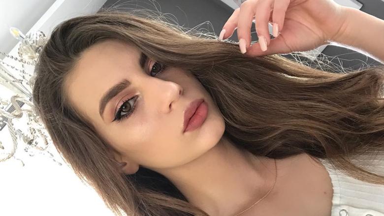 """Alba Bajrami, """"Miss Shqipëria 2018"""", rrëfen jetën e saj dhe emocionet përpara """"Miss Globe"""""""