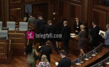 LDK dhe VV bojkotojnë seancën e rregullt, kërkojnë atë të jashtëzakonshmen (Video)